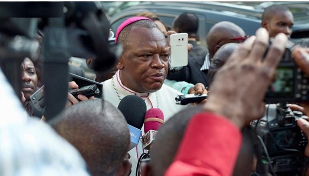 Archbishop Marcel Utembi
