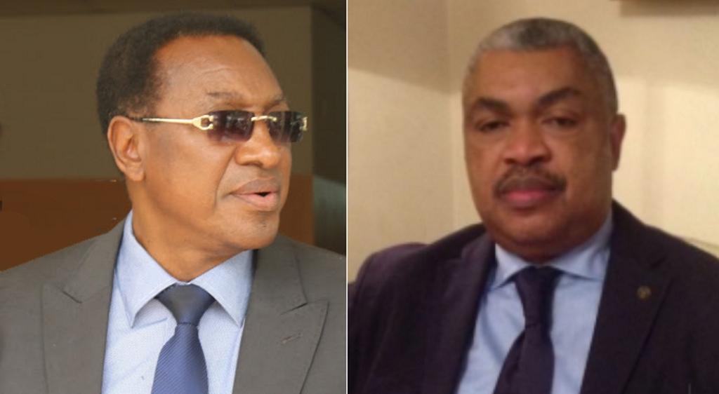 Bruno Tshibala et Samy Badibanga