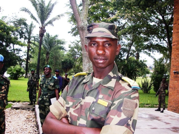 Colonel Mamadou Ndala, heros de la guerre de l'Est en RDC