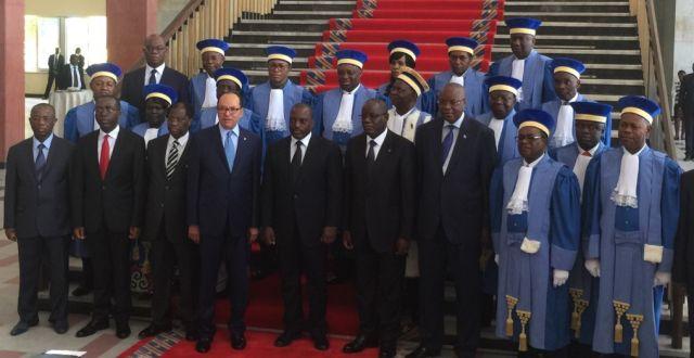 Cour Constitutionnelle de la RDC