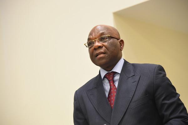 Ambassadeur François Nkuna Balumuene