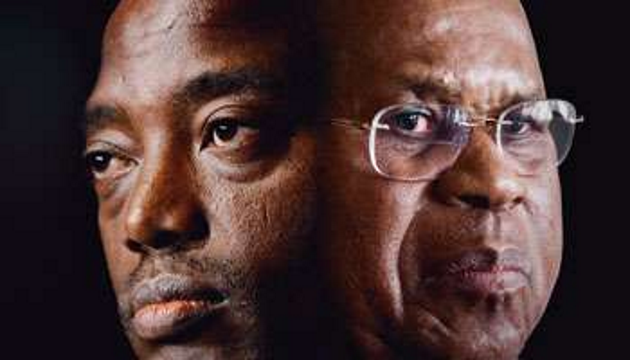 Etienne Tshisekedi et Joseph Kabila
