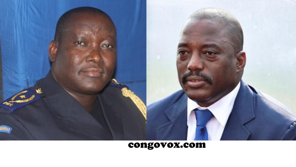 Charles Bisengimana et Joseph Kabila
