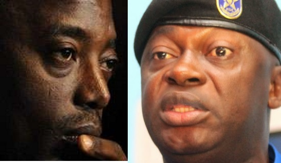 Kabila et le General Kanyama