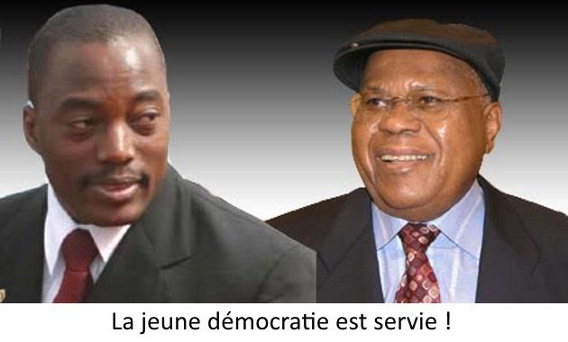Les Kabila et les Tshisekedi