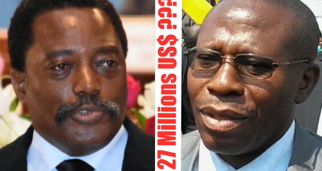 Joseph Kabila, Jean-Claude Kazembe