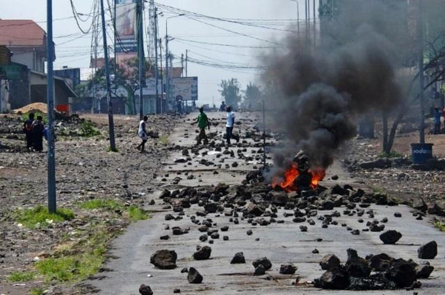 Manifestations du 26 Mai 2016 à Goma