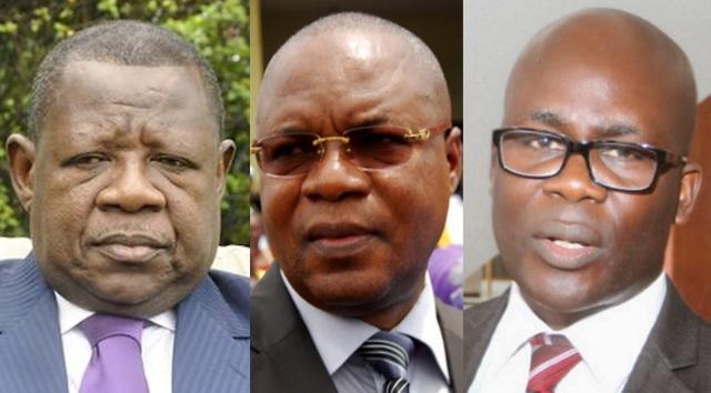 Mende, Kabange et Bussa