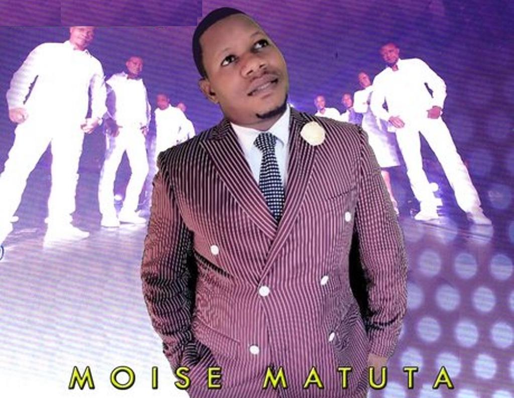 """Moise Matuta, dans l'Album """"En Attendant"""""""
