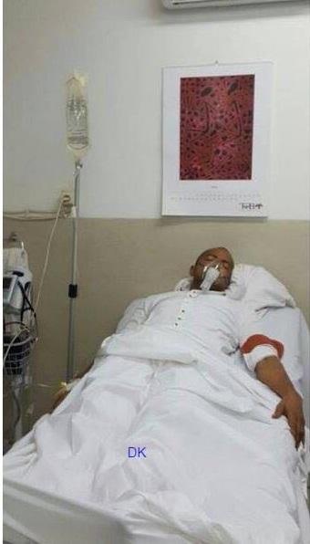 Moise Katumbi Tchapwe blessé et hospitalisé 13-05-2016