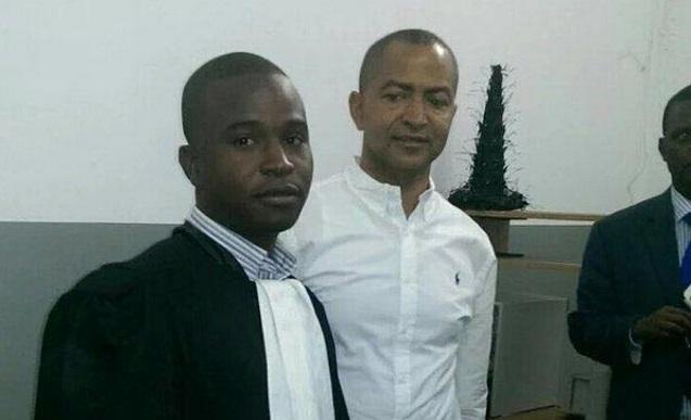 Moise Katumbi et son avocat
