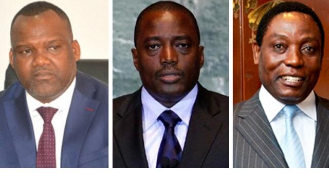 Corneil Naanga, Joseph Kabila, Henri Mova Sakanyi