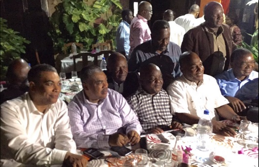 Opposition Congolaise au Senegal