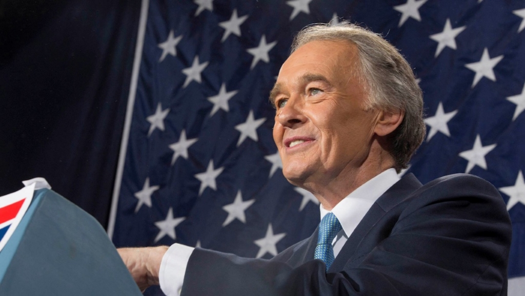 Senateur Edward Markey