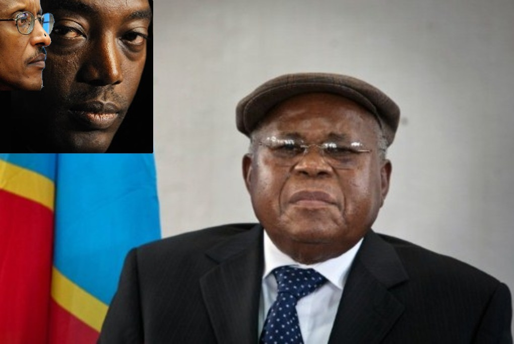 Kagame, Kabila et Tshisekedi
