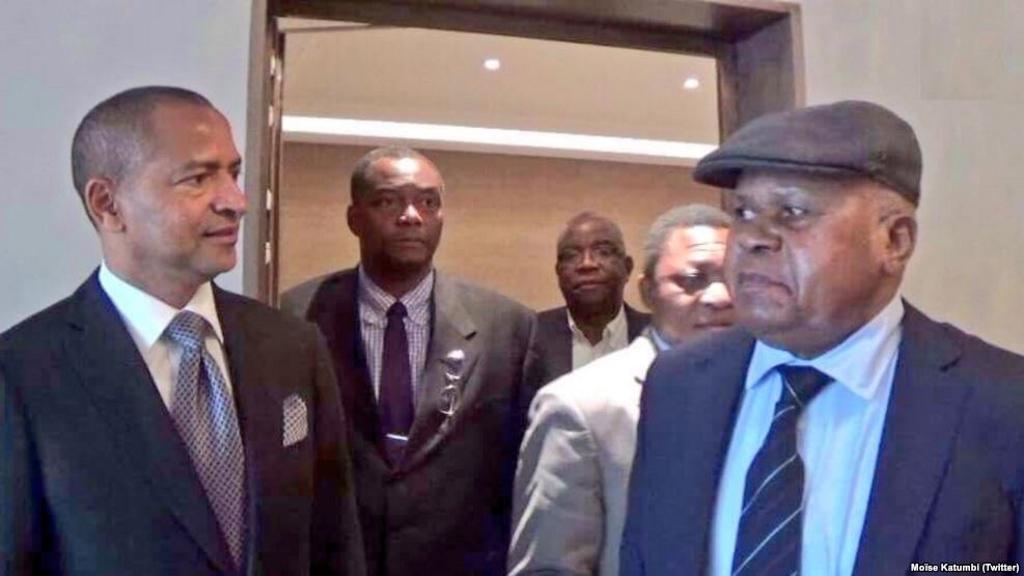 Etienne Tshisekedi wa Mulumba - Moise Katumbi
