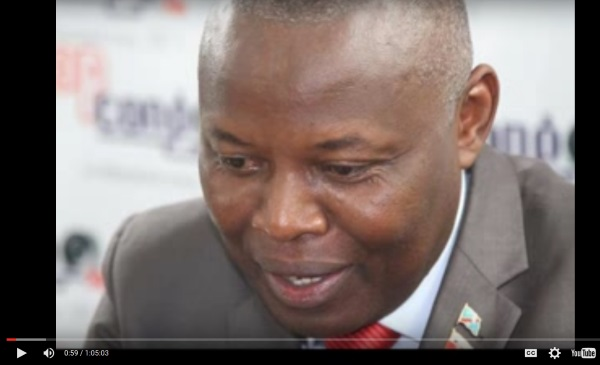 Vital Kamerhe a Congo Top News