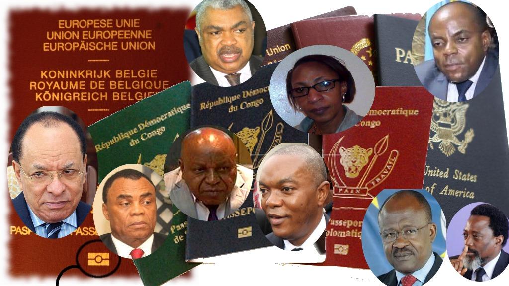 Enquête sur les binationaux Congolais