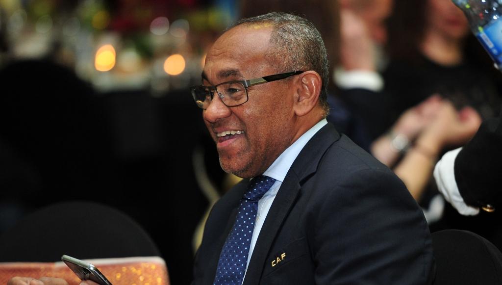 Ahmad, President de la CAF