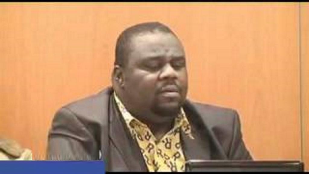 Alain Mayemba Bamba, alias Barracuda