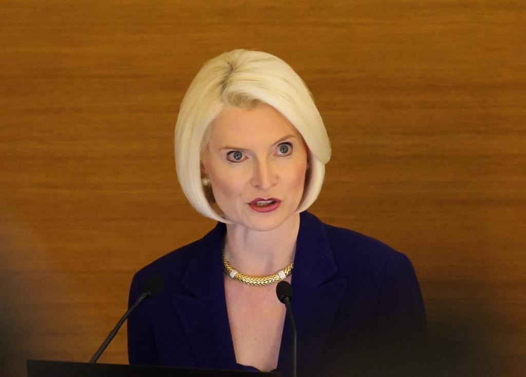 L'Ambassadrice des États-Unis au Saint-Siège, Callista Gingrich