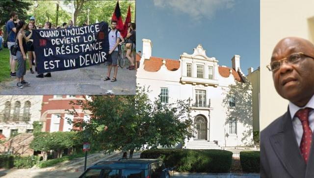 Residence de l'Ambassade de la RD Congo aux USA