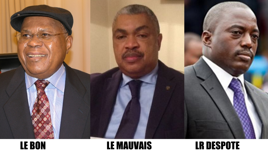 Etienne Tshisekedi, Sammy Badibanga, Joseph Kabila