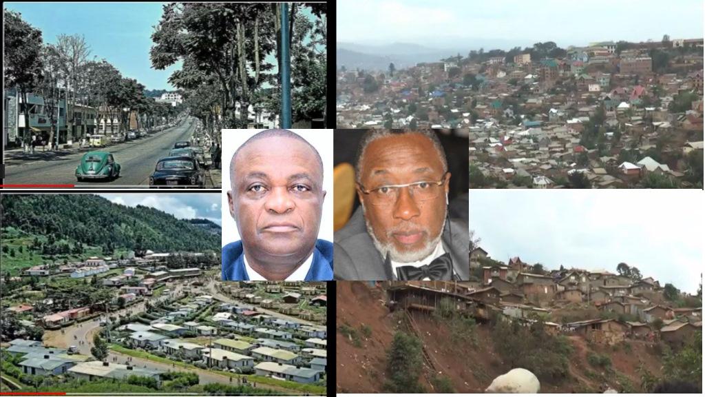Bukavu, Norbert Kantintima, Marcellin Cishambo