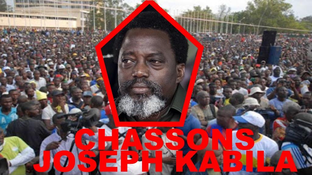 Chassons Joseph Kabila