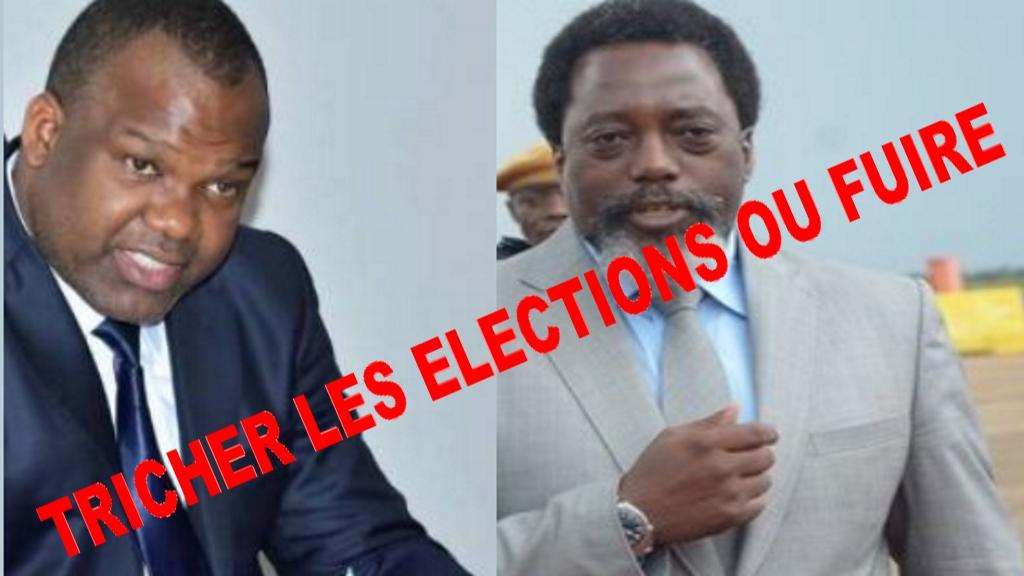 Corneille Nangaa et Joseph Kabila