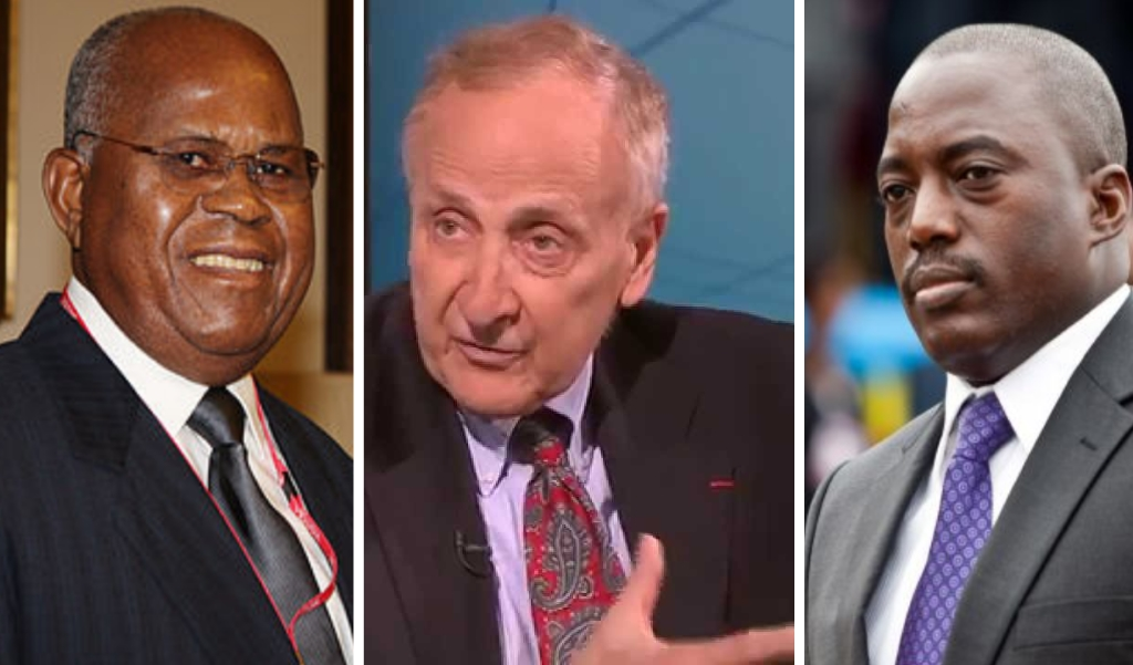 Etienne Tshisekedi, Herman Cohen et Joseph Kabila