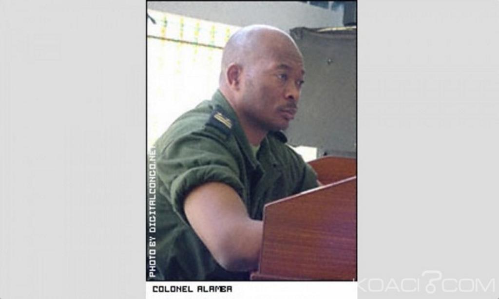 Colonel Charles Alamba Mungako