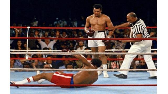Combat di siecle: Ali - Foreman