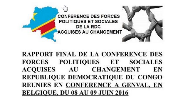Conclave de Bruxelles du 08-06-2016 au 09-06-2016