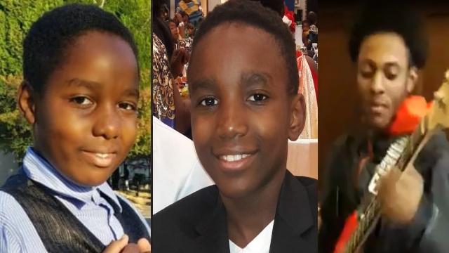 Imani (Socrate), Noah et Papa:  Des enfants  congolais-américains, surdoués en musique et vivant à Portland, Oregon, USA
