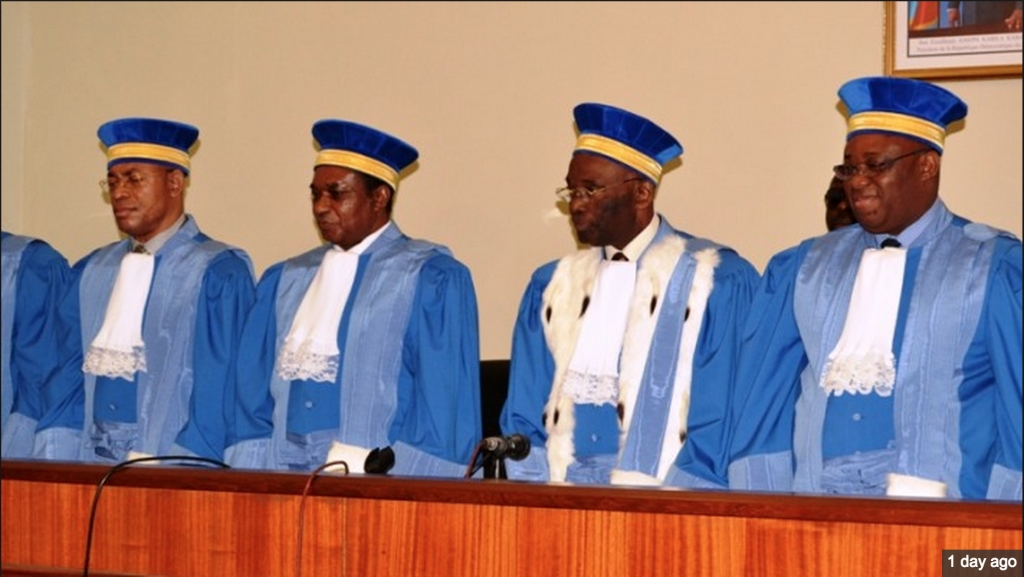 Membres de la cour constitutionelle