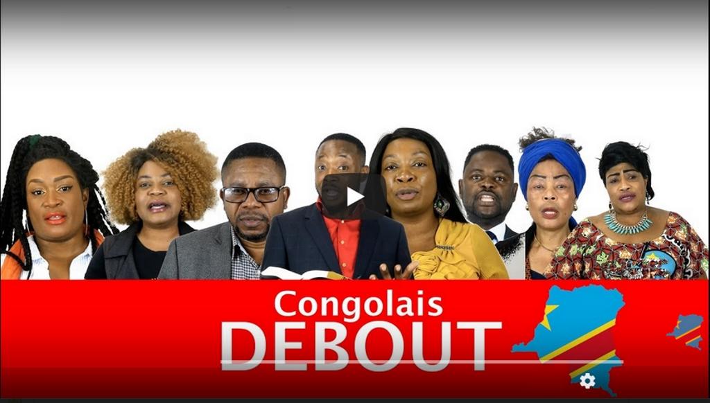 Congolais Debout