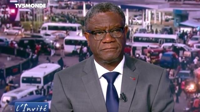 Docteur Denis MUKWEGE : L'homme qui repart les femmes