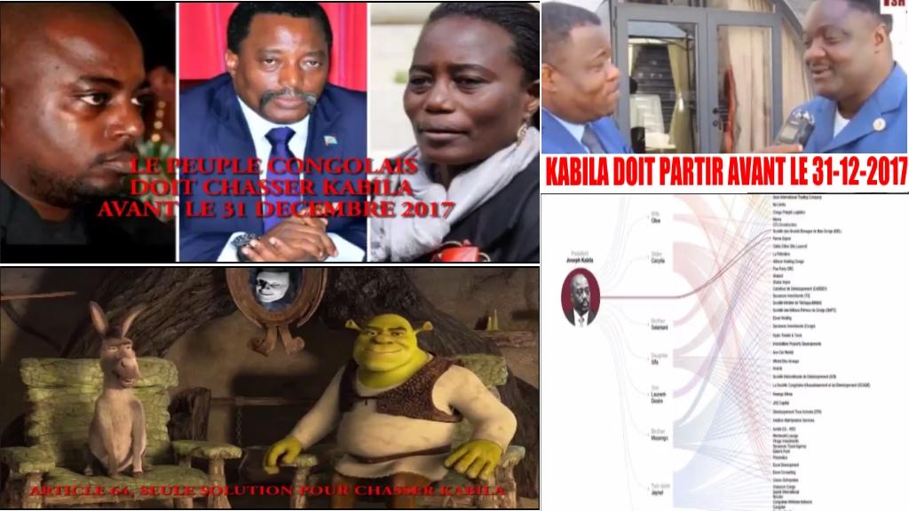 Kabila doit partir