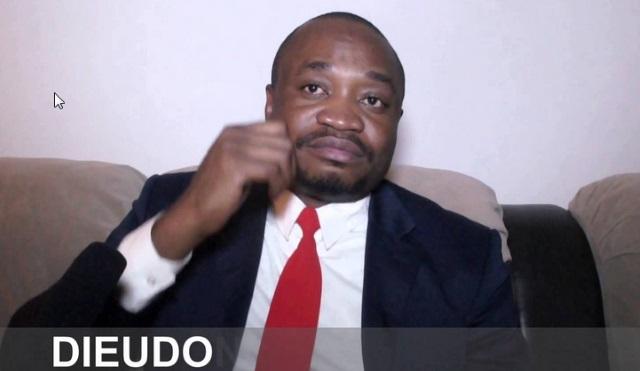 Monsieur  Dieudonné Mbayo, UNC