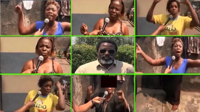 LES MAMANS CONGOLAISES REGRETTENT L'EPOQUE DE MOBUTU ET DEMANDENT A KABILA DE PARTIR
