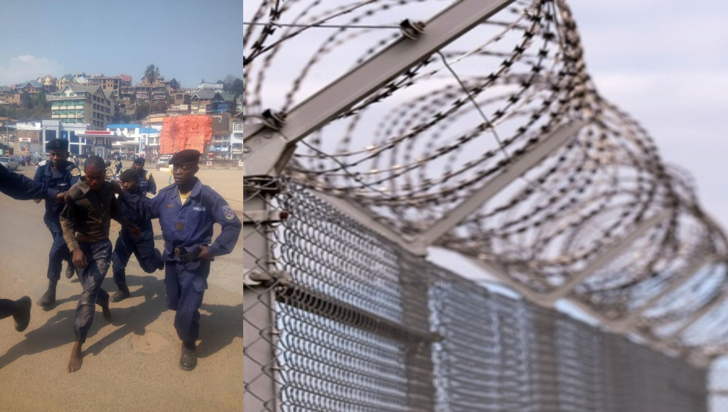 Ville de Bukavu: évasion de la prison centrale