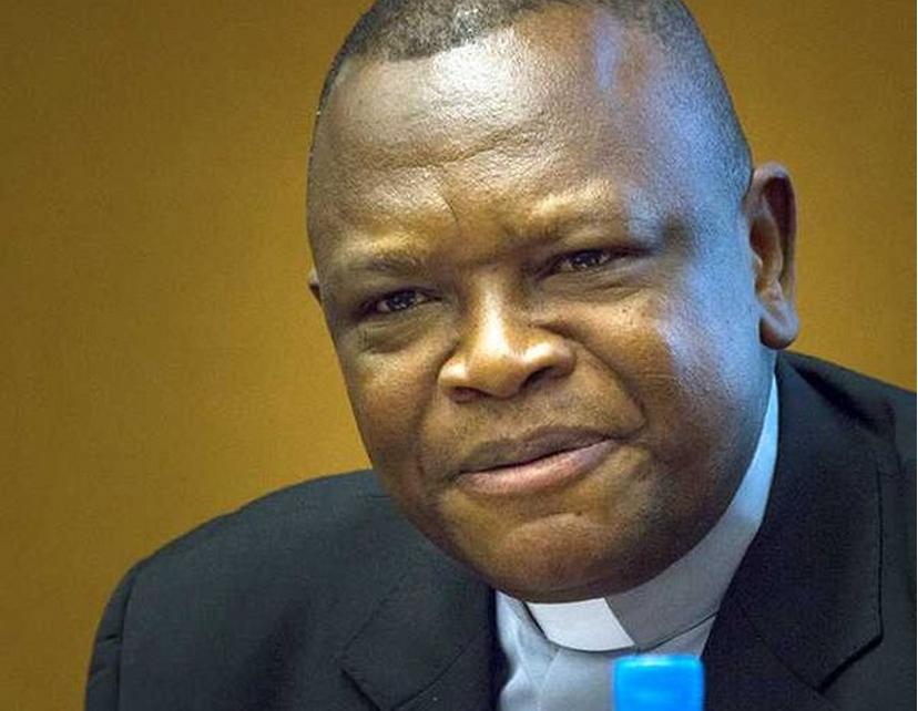Monseigneur Fridonlin Ambongo