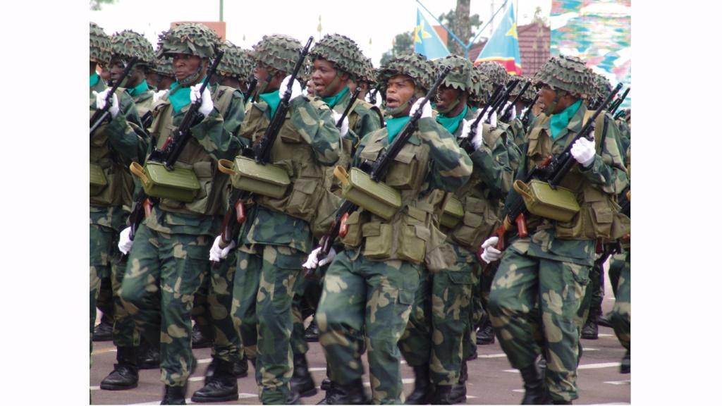 Soldats de la FARDC