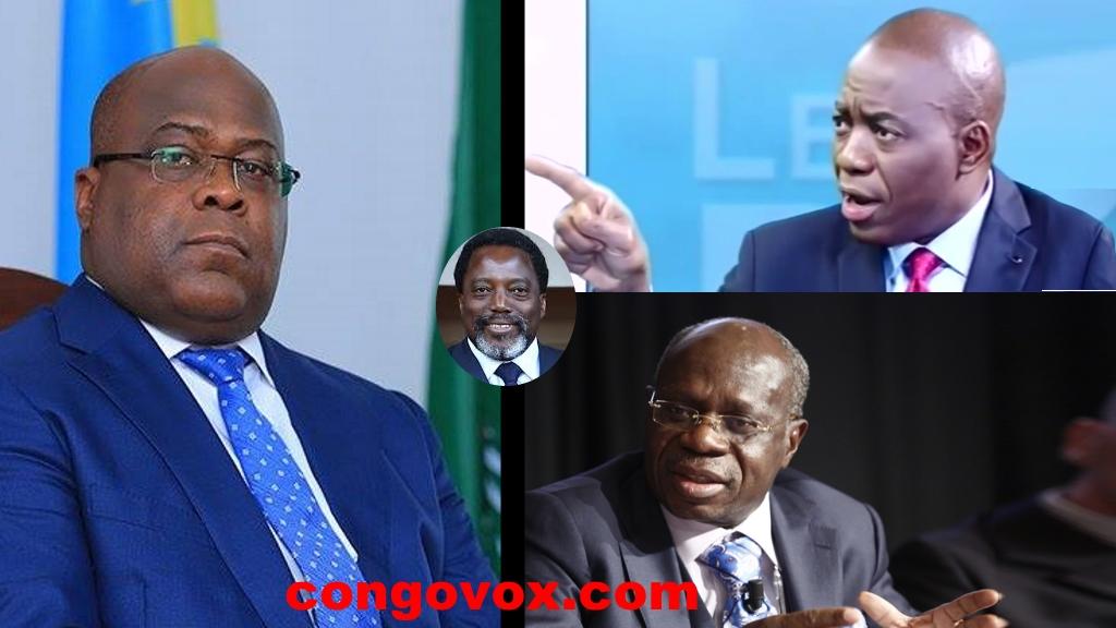 Felix Tshisekedi, Jean-Marie Kassamba, Albert Yuma