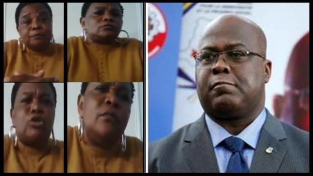 Felix Tshilombi Tshisekedi, Maman Kulutu