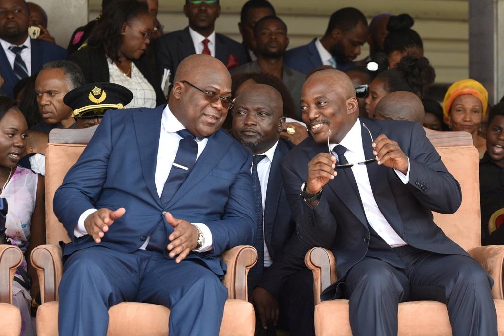 Joseph Kabila, Felix Thisekedi