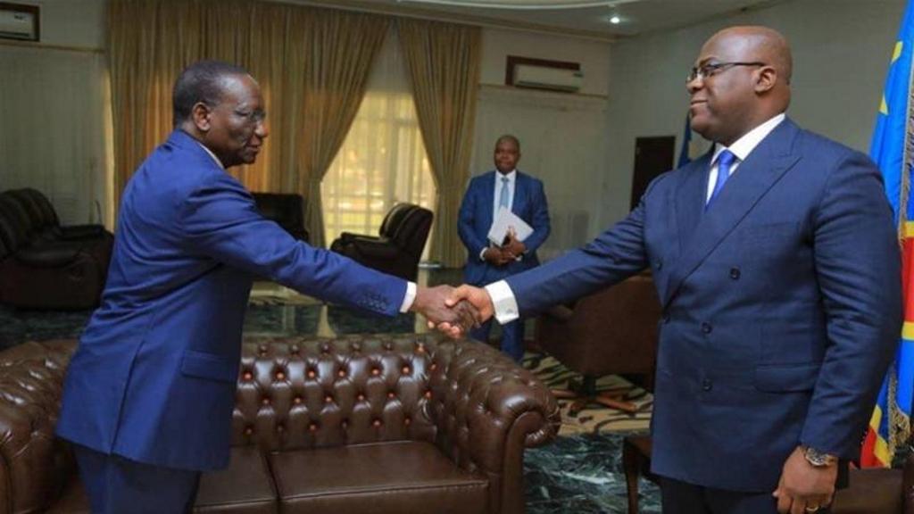 Felix Tshisekedi,Ilunga Ilunkamba