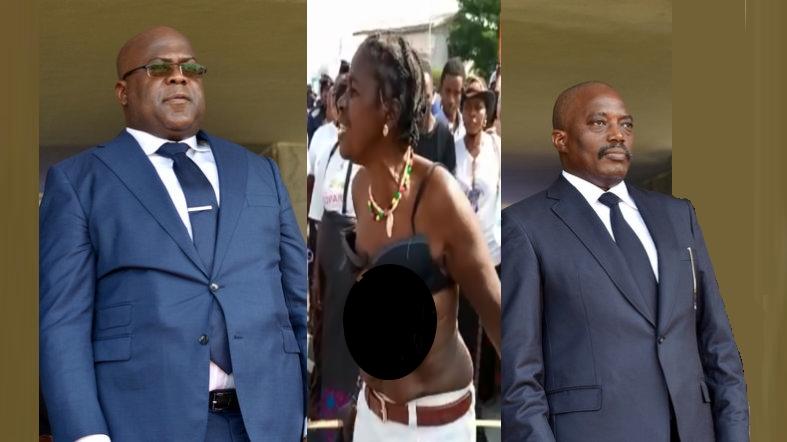 Felix Tshisekedi, Mama Mapassa, Joseph Kabila