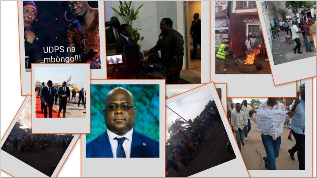 Felix Tshisekedi, Joseph Kabila, UDPS, UNC, Faure Eyadema